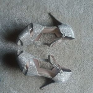 Glittery Special Occassion Shoe